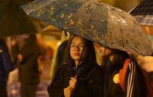 Cổ động viên khóc oà, buồn bã dưới mưa khi Malaysia gỡ hoà 2-2 với đội tuyển Việt Nam, hy vọng chiến thắng ở sân Mỹ Đình