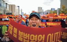 Hàn Quốc: Tài xế taxi truyền thống tự thiêu để phản đối dịch vụ đi chung xe