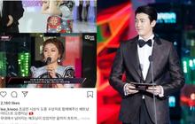 Được Lee Ki Woo khen sau sự cố ở MAMA, Orange còn gây sốt vì trò chuyện qua lại với tài tử này bằng tiếng Hàn