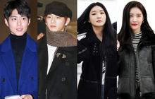 Quân đoàn sao Hàn đổ bộ sân bay đi dự MAMA: Park Bo Gum, Wanna One gây náo loạn, Sunmi và dàn mỹ nhân đọ sắc