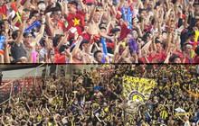Fan Việt Nam và Fan Malaysia cuồng say nhất AFF Cup 2018