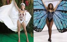 Xem dàn thí sinh Miss Universe 2018 trình diễn trang phục dân tộc mà dân tình cứ ngỡ như coi Victoria's Secret!
