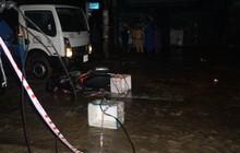 Vụ dây điện sà xuống đường khiến 2 vợ chồng đi xe máy thương vong: Điện lực Đà Nẵng nói gì?