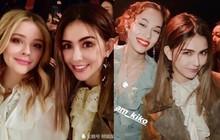 """Đọ sắc cùng Chloe Moretz và """"tình cũ G-Dragon"""" Kiko Mizuhara, bà xã Châu Kiệt Luân thắng thế áp đảo"""