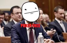 """Video: CEO Google """"xoắn lưỡi"""" vì chính trị gia mù công nghệ, cứ đem iPhone ra tra khảo mình"""