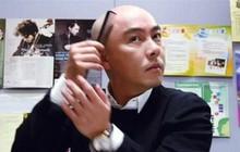 """Vì sao Trương Vệ Kiện để mái tóc """"trọc lóc"""" suốt 22 năm không hề thay đổi?"""