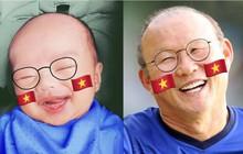 Quý tử của Nhật Anh Trắng cosplay HLV Park Hang Seo: Đáng yêu quá mức quy định!