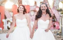 Chú rể muốn mặc váy giống vợ mình trong hôn lễ và lời đáp bất ngờ của cô dâu