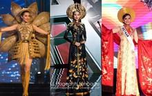 """Trước """"Bánh Mì"""" của H'Hen Niê, Việt Nam từng ghi dấu ấn tại Miss Universe bởi loạt quốc phục độc đáo này"""