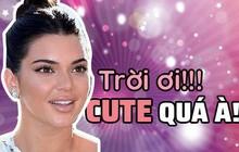 Kendall Jenner phấn khích tột độ khi khám phá ra vật phẩm cute nhất quả đất, đố bạn biết là cái gì?