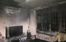 Hà Nội: Đệm sưởi điện dành cho chó cưng gặp sự cố gây hỏa hoạn, cả căn phòng bỗng tan hoang