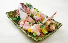 Thưởng thức sushi chuẩn Nhật ở Sài Gòn