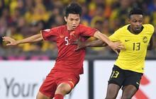 """Tuyển thủ Malaysia: """"Sân Mỹ Đình làm sao ồn ào bằng Bukit Jalil. Chúng tôi quen đá dưới áp lực rồi"""""""