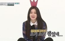 """Irene (Red Velvet) từng nhiều lần bị đàn em chung nhóm Joy """"đánh bại' trên show thực tế"""
