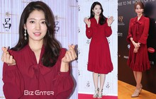 Đẹp đỉnh cao chẳng kém Yoona, Park Shin Hye khiến người ta phải thừa nhận: gầy chưa chắc đã mặc đẹp hơn