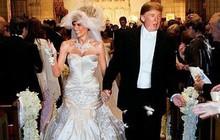 Ảnh: Khoảnh khắc ngọt ngào trong lễ cưới của các Tổng thống Mỹ