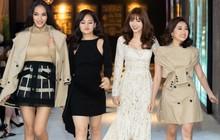 """Ninh Dương Lan Ngọc rủ hội """"gái già"""" sải bước catwalk, """"phá đảo"""" show diễn của NTK Lâm Gia Khang"""