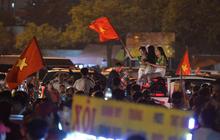 Phân luồng giao thông tại Hà Nội phục vụ trận chung kết giữa đội tuyển Việt Nam và Malaysia