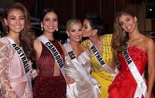 Hoa hậu Mỹ lên tiếng xin lỗi sau ồn ào chê trình độ tiếng Anh của H'Hen Niê