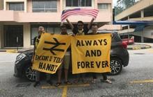 CĐV Malaysia lái xe suốt 1 ngày để đến Việt Nam cổ vũ đội nhà