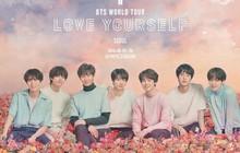 """Burn the Stage chưa hạ nhiệt, BTS chuẩn bị tái xuất với """"phim"""" mới Love Yourself in Seoul"""