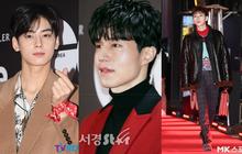 Màn chạm trán hiếm hoi của 2 nam thần: Cùng mặt đẹp như tạc, Lee Dong Wook vẫn nổi hơn Cha Eun Woo dù tóc bết?