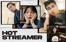 """Streamer hot nhất năm 2018: Những """"kẻ lông bông"""" có sức ảnh hưởng không thua gì ngôi sao giải trí"""