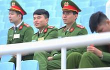 Gần 2.000 cảnh sát, nhân viên an ninh bảo vệ trận chung kết AFF Cup 2018 ở sân Mỹ Đình