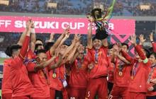 Khoảnh khắc vàng của ngày hôm nay - ĐT Việt Nam nâng cao cúp AFF Cup 2018