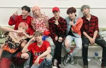 """Sau 3 giải Daesang danh giá tại """"MAMA 2018"""", BTS lập thêm kỉ lục mới vượt mặt BLACKPINK"""