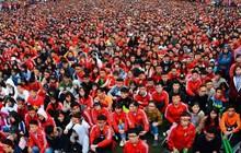 Sinh viên hàng loạt trường Đại học lớn sẵn sàng cháy hết mình cùng đội tuyển Việt Nam