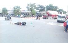 Va chạm với xe bồn, cô gái 20 tuổi tử vong thương tâm ở vòng xoay Phú Hữu