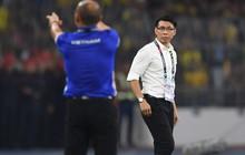 """HLV Malaysia """"tâm phục khẩu phục"""" chiến thắng của ĐT Việt Nam"""