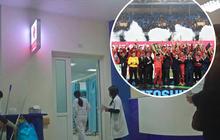 """Vợ sinh đúng hôm chung kết AFF Cup, ông bố họ Trịnh nhận được gợi ý đặt tên con """"bá đạo"""": Trịnh Trọng Tuyên Bố Việt Nam Vô Địch!"""