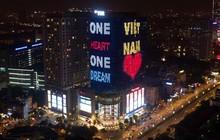 Mãn nhãn màn hình cổ động cỡ lớn được tạo từ 44.000 đèn LED