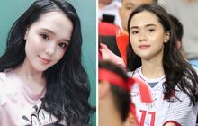 Quỳnh Anh - bạn gái Duy Mạnh luôn để 1 kiểu tóc mà vẫn xinh, cô nàng nào cũng có thể tham khảo