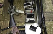 Quảng Ninh: Triệt phá nhóm mua bán vũ khí liên tỉnh trên Facebook
