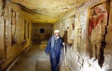 Phát lộ mộ cổ gần 5.000 năm tuổi tại Ai Cập
