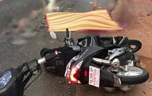 Mua xe máy chưa kịp lấy biển số, 2 vợ chồng va chạm với xe bồn tử vong thương tâm