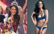 Nhan sắc lai đẹp rực rỡ của Tân Hoa hậu Hoàn vũ 2018 và loạt thành tích khủng trên hành trình đoạt được vương miện