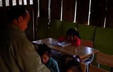 Những ước mơ tươi sáng của trẻ em Tri Lễ trong căn phòng học tối tăm
