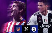 """Trực tiếp bốc thăm vòng knock-out Champions League 2018-2019: Man United đối đầu với """"gã nhà giàu"""" PSG, Ronaldo chạm trán đối thủ ưa thích"""