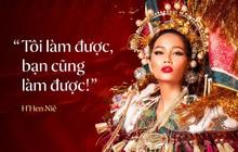 """Từ lời giới thiệu bản thân của H'Hen Niê tại Miss Universe 2018 đến thông điệp tràn đầy niềm tin: """"Tôi làm được, bạn cũng làm được!"""""""