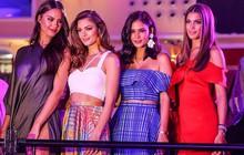 Khoảnh khắc Catriona Gray đứng bên các Hoa hậu Hoàn vũ tiền nhiệm như một dự báo cô ấy sẽ đăng quang Miss Universe!