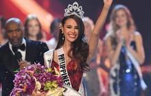 Vừa mới đăng quang ngôi vị Hoa hậu Hoàn vũ 2018, người đẹp Philippines đã bị giả mạo hàng loạt trên Facebook