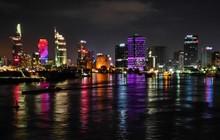 Ấn tượng sắc màu Sài Gòn về đêm qua lăng kính của OPPO R17 PRO
