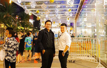 Vạn Hạnh Mall lên đèn Giáng sinh ngàn góc chụp lung linh cho bạn