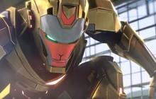 """Dân tình xôn xao với nhân vật hoạt hình Tôn Ngộ Không """"nhái"""" Iron Man toàn tập của Trung Quốc"""