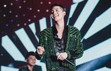 Đây là chia sẻ cảm động của Noo Phước Thịnh với fan Sài thành trong showcase mừng sinh nhật tuổi 30