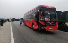 Hà Tĩnh: Xe khách gây tai nạn liên hoàn trên QL1A, giao thông tê liệt